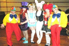 Alice In Wonderland - Main Cast